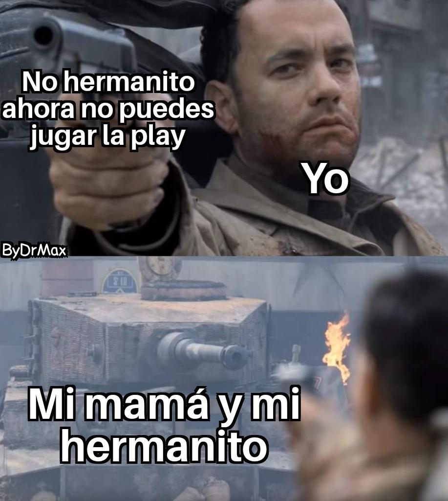 ¡El Macho! - meme
