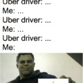 Perfect Uber driver