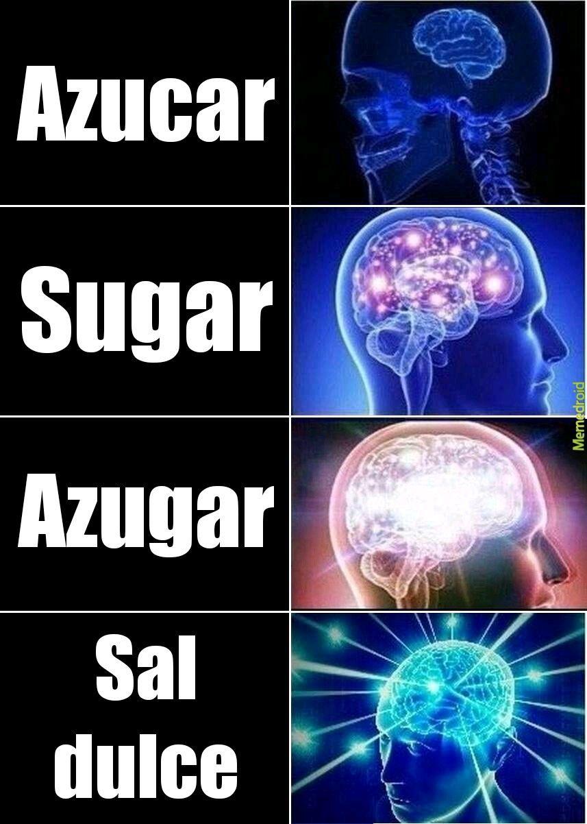 Azucar dulce - meme