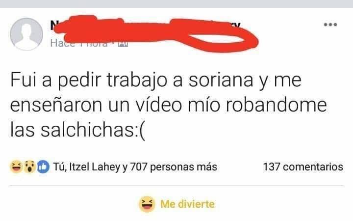 El Soriana - meme