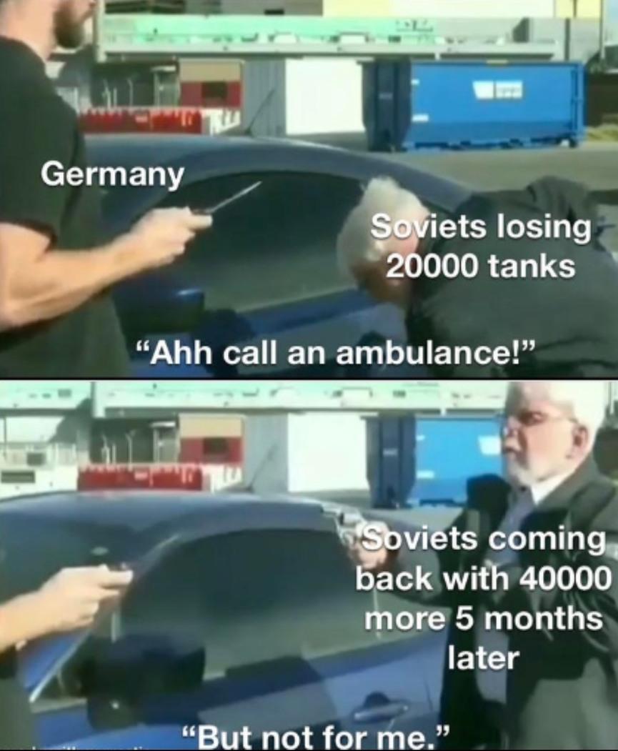 Russia Bitch - meme