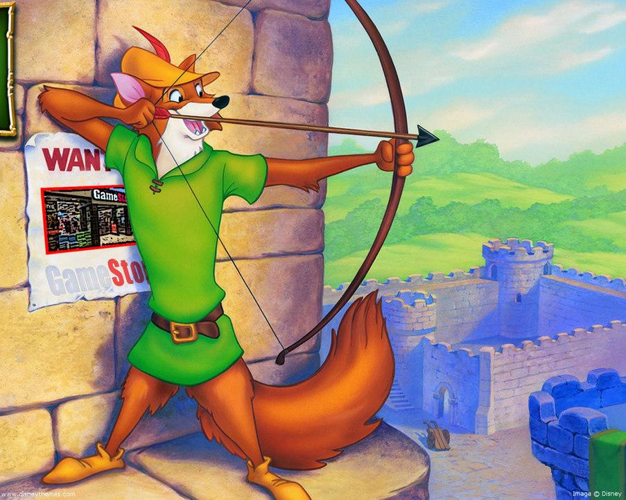 Robin Hood - meme