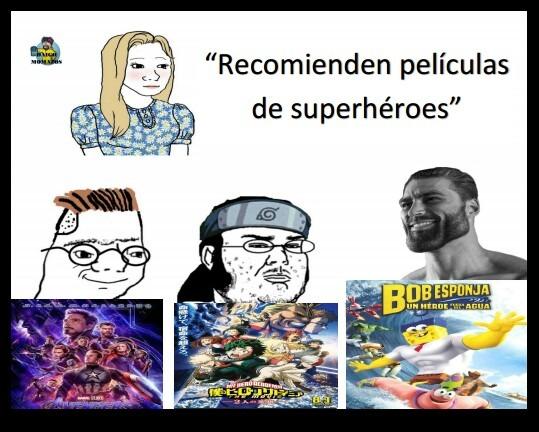 Chad movies - meme