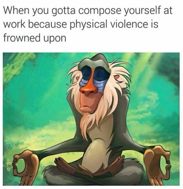 Inner peace - meme