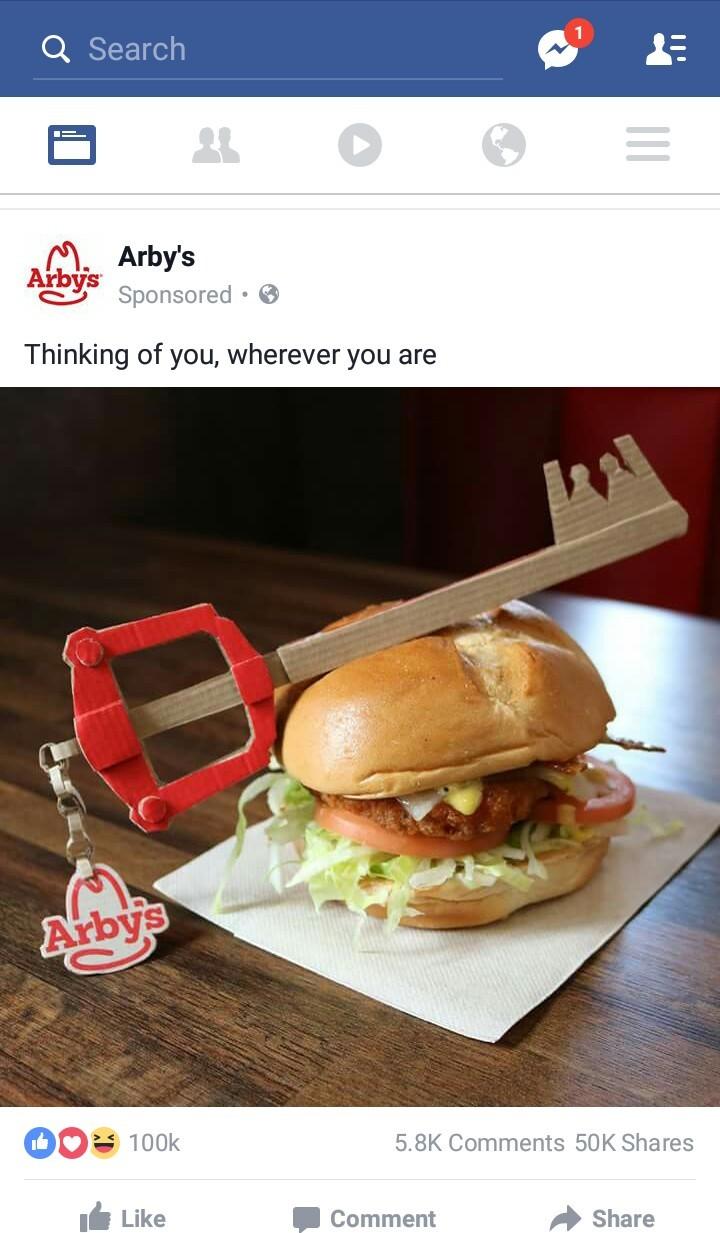 OMFG ARBY'S WHY - meme