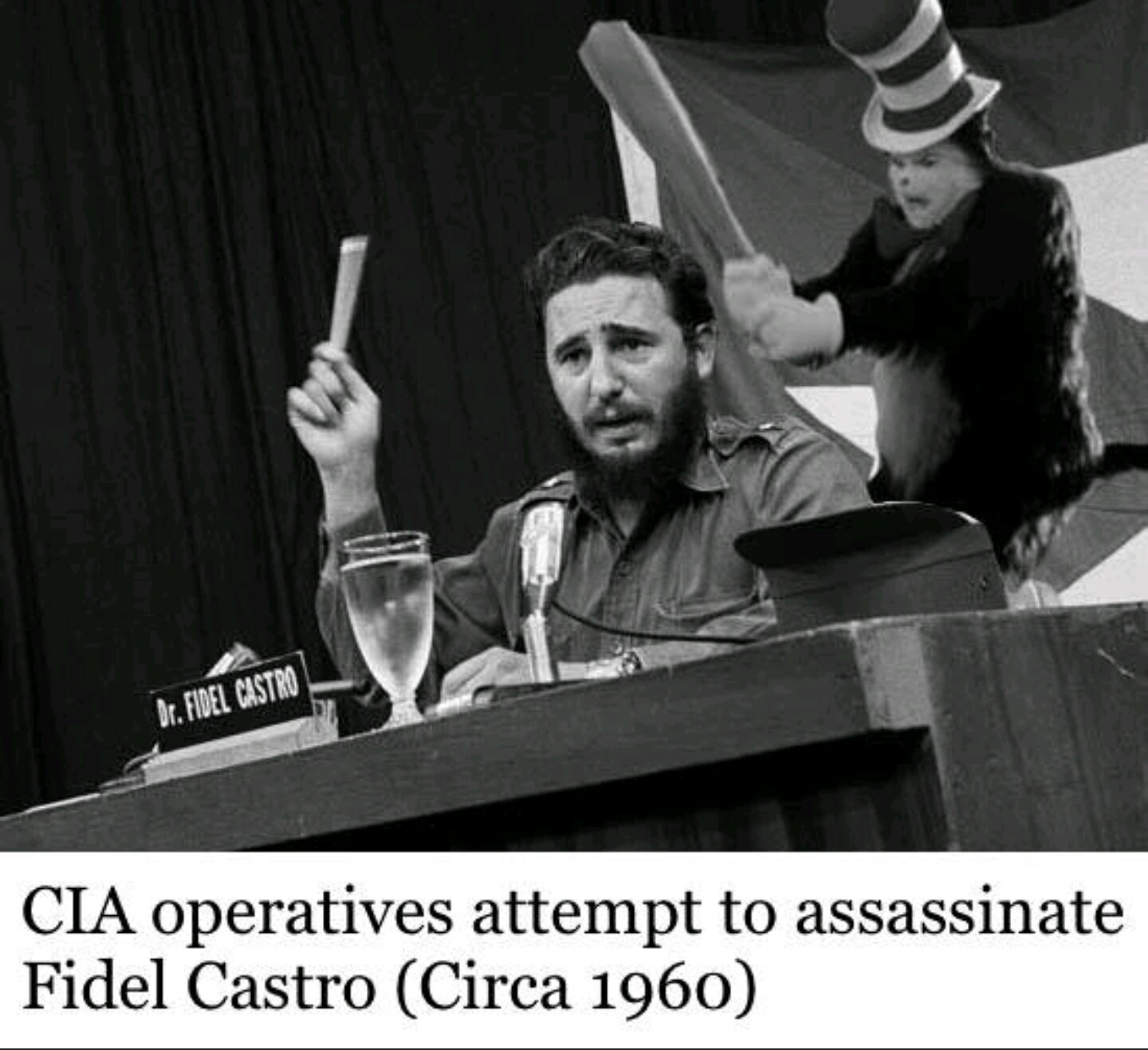 The red scare - meme