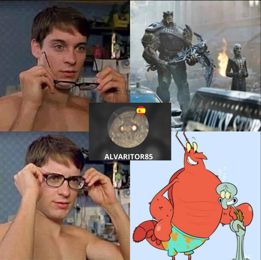 USA LENTILLASSSSSSSS - meme