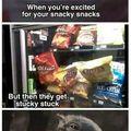 Snacky snacks