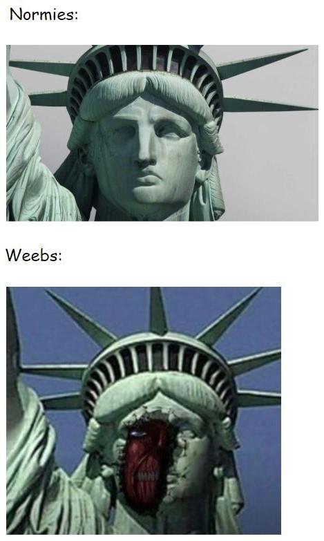 Liberty Titan - meme