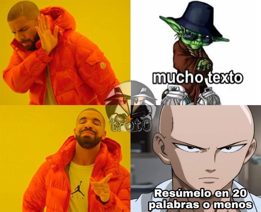 Saitama - meme