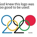 god knew this logo was too good to be used