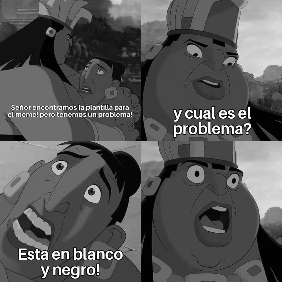 Oh no! - meme