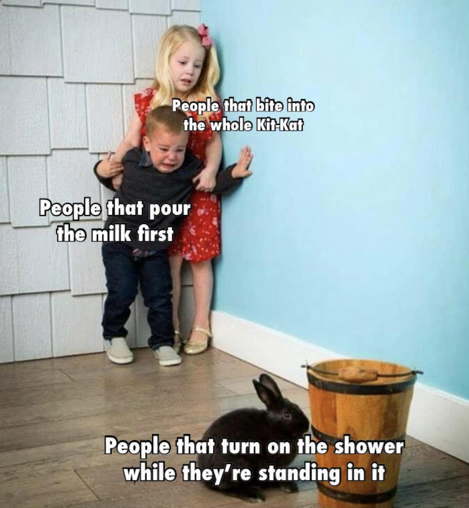 A horrible sin - meme