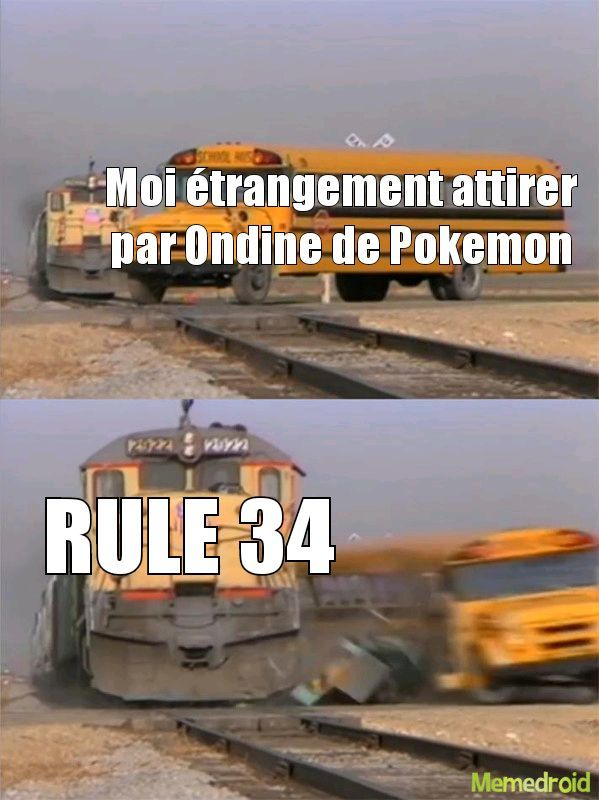 Pokephile - meme