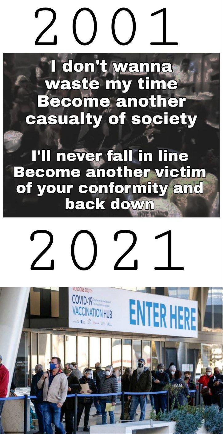 20 years later... - meme