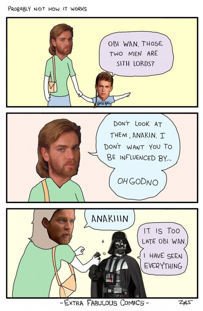 It's Too Late - meme