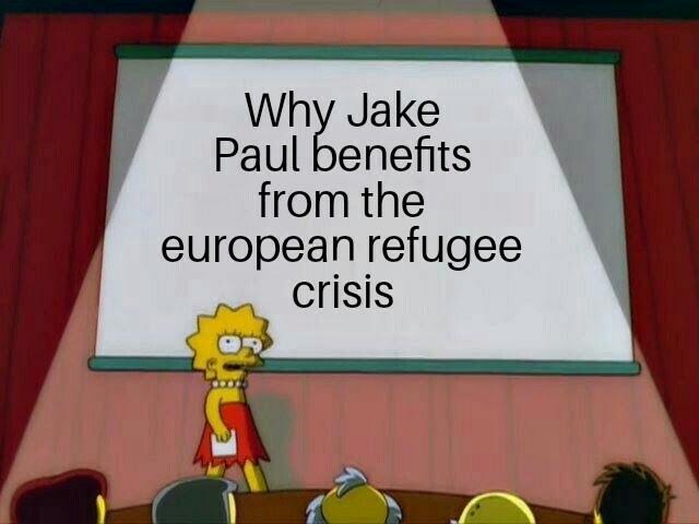 Jake Paul - meme