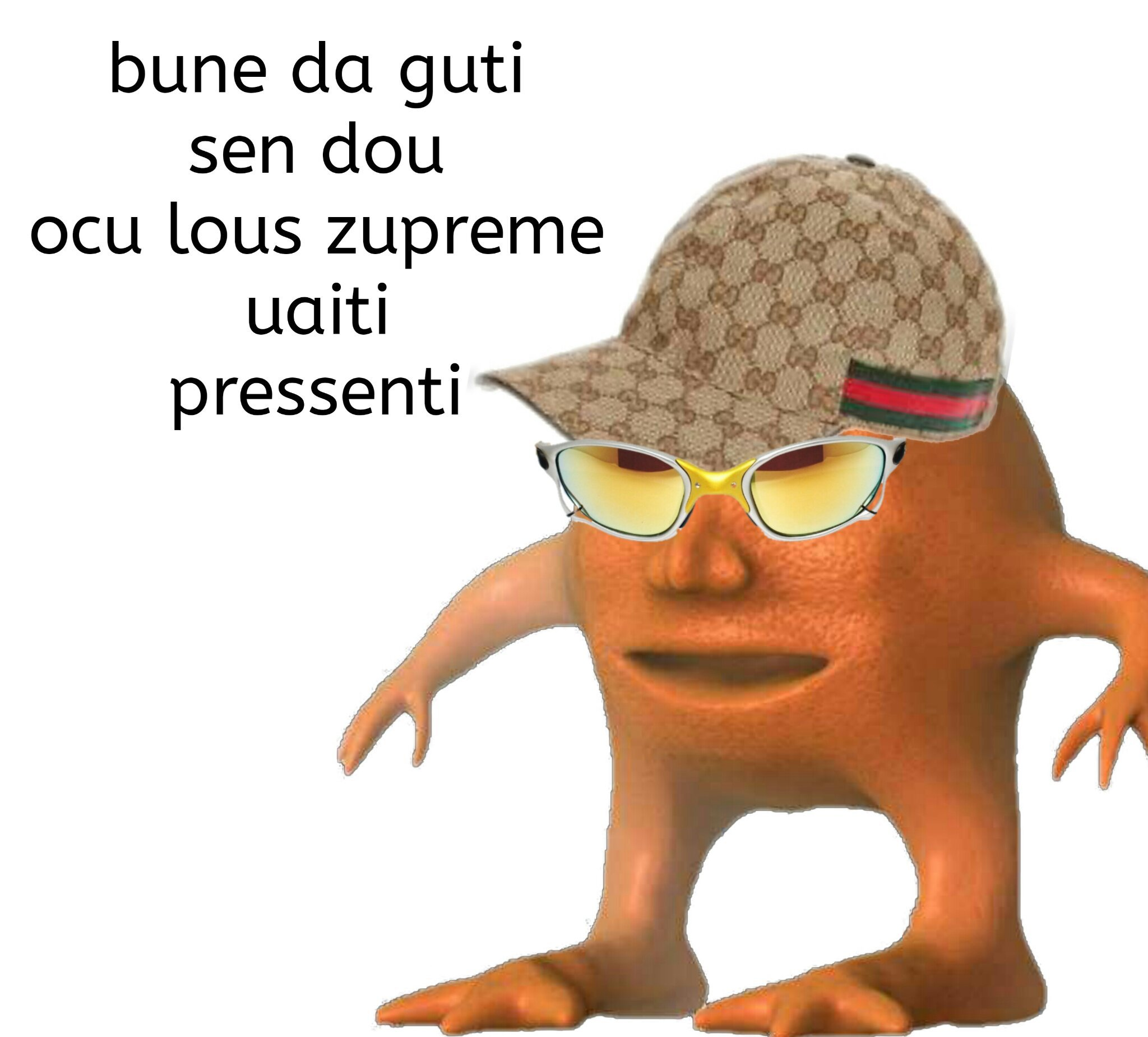 Laranjo do outifite - meme