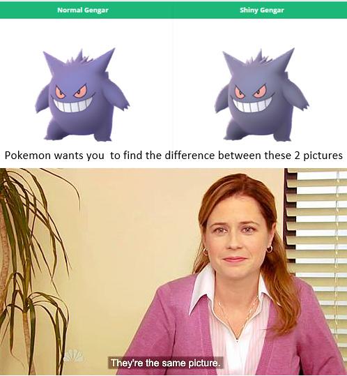 Pokemans - meme