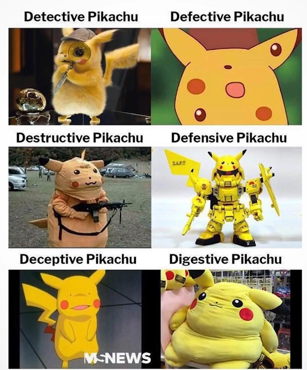 Picacus - meme