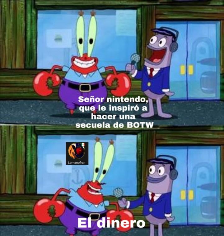 Secuelas - meme