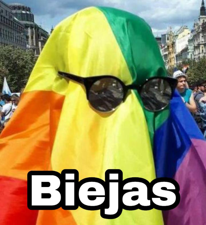 El Dylan LGBT - meme