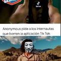 Un capo el Anonymous