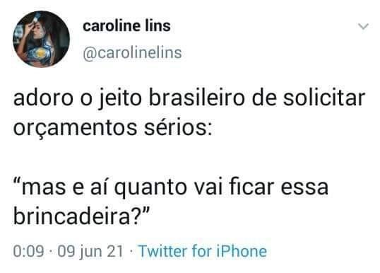 Jeitinho Brasileiro - meme