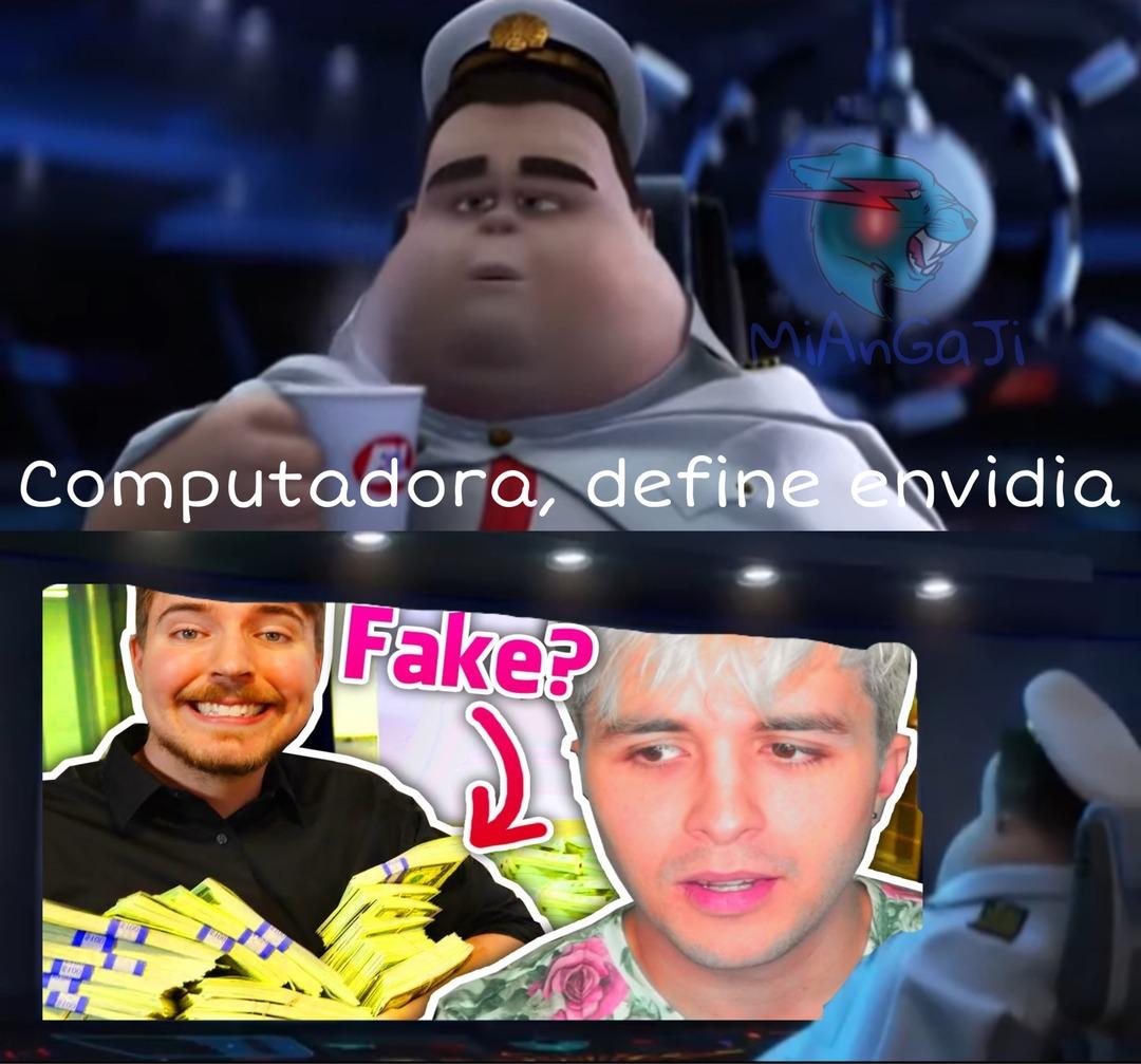 El video es real https://youtu.be/pM9P24N1nFc - meme