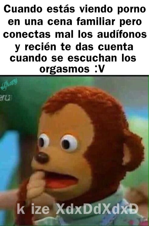 Pedro el mono :v - meme