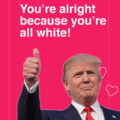 This Valentine Card works