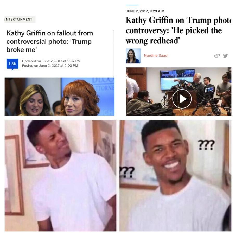What a bitch - meme