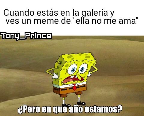 Fome - meme