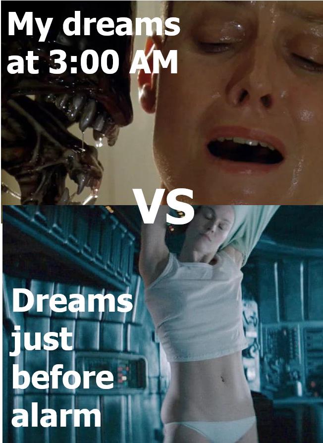 Don't let your dreams be dreams - meme