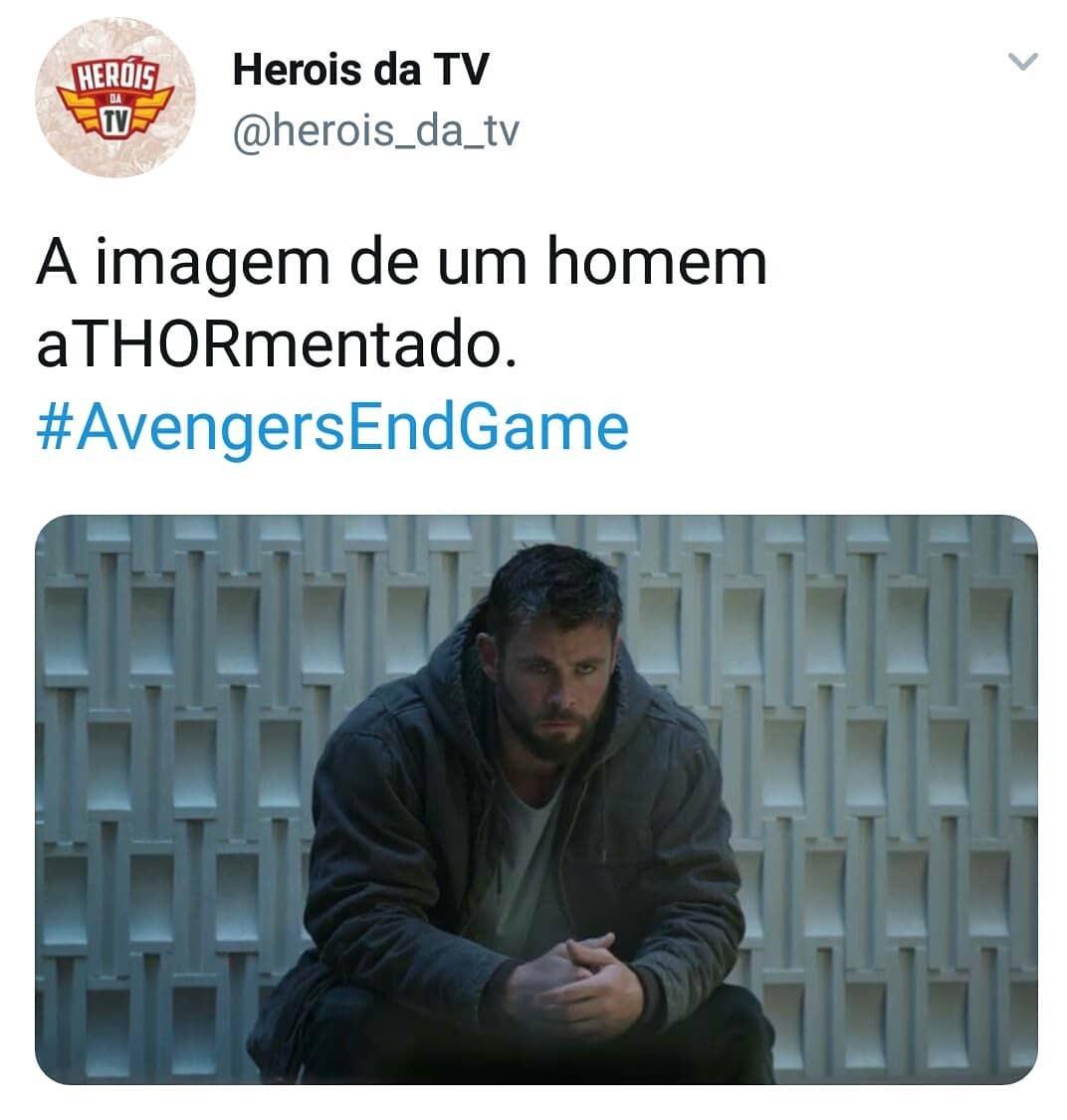 Hehehe Thorcadilho... - meme