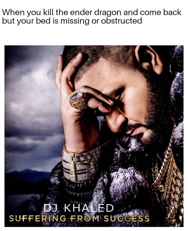 Khaledcraft - meme