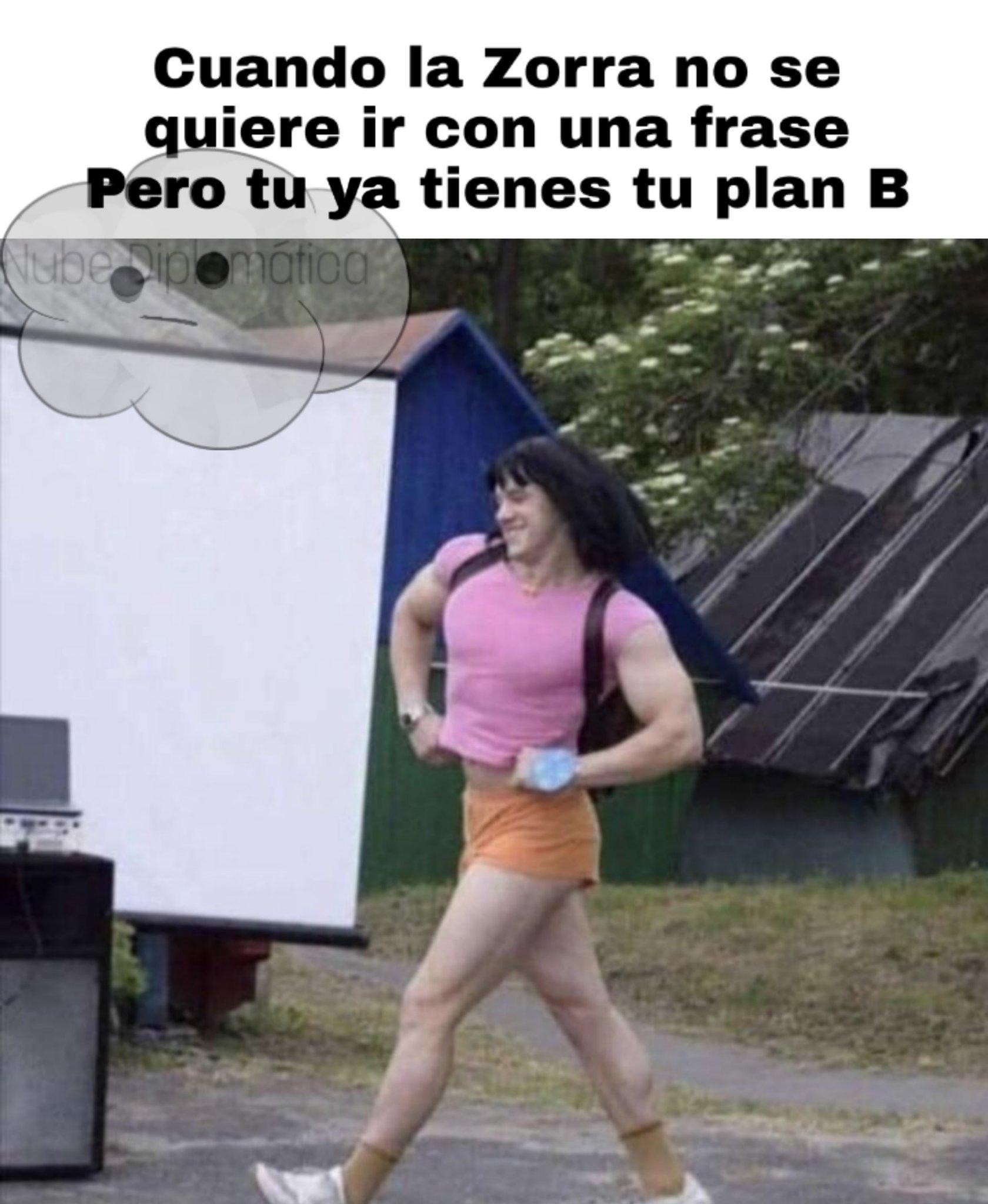 Dora La explotadora - meme