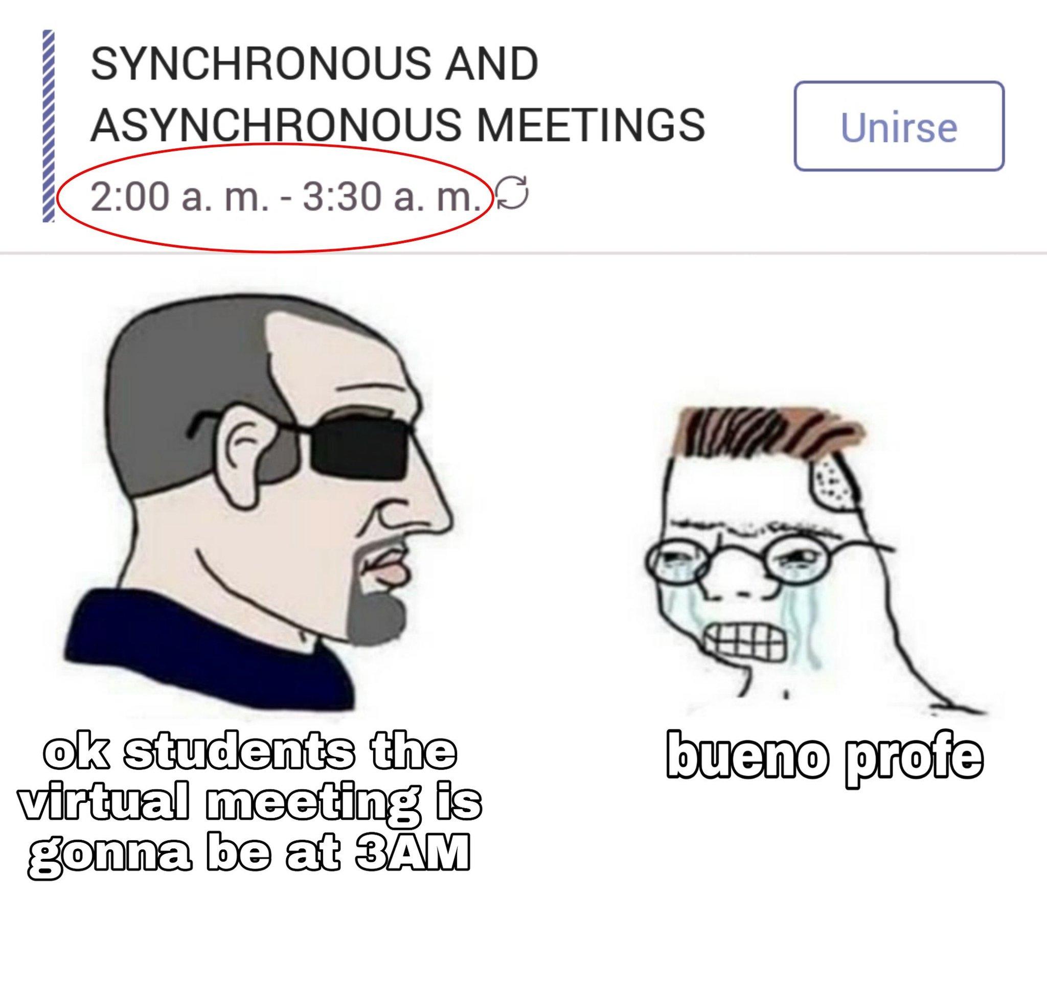 No veo problema - meme