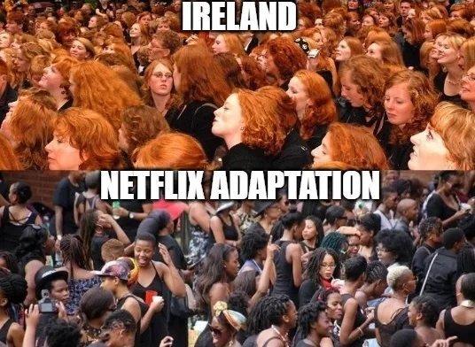 Fuck Netflix - meme