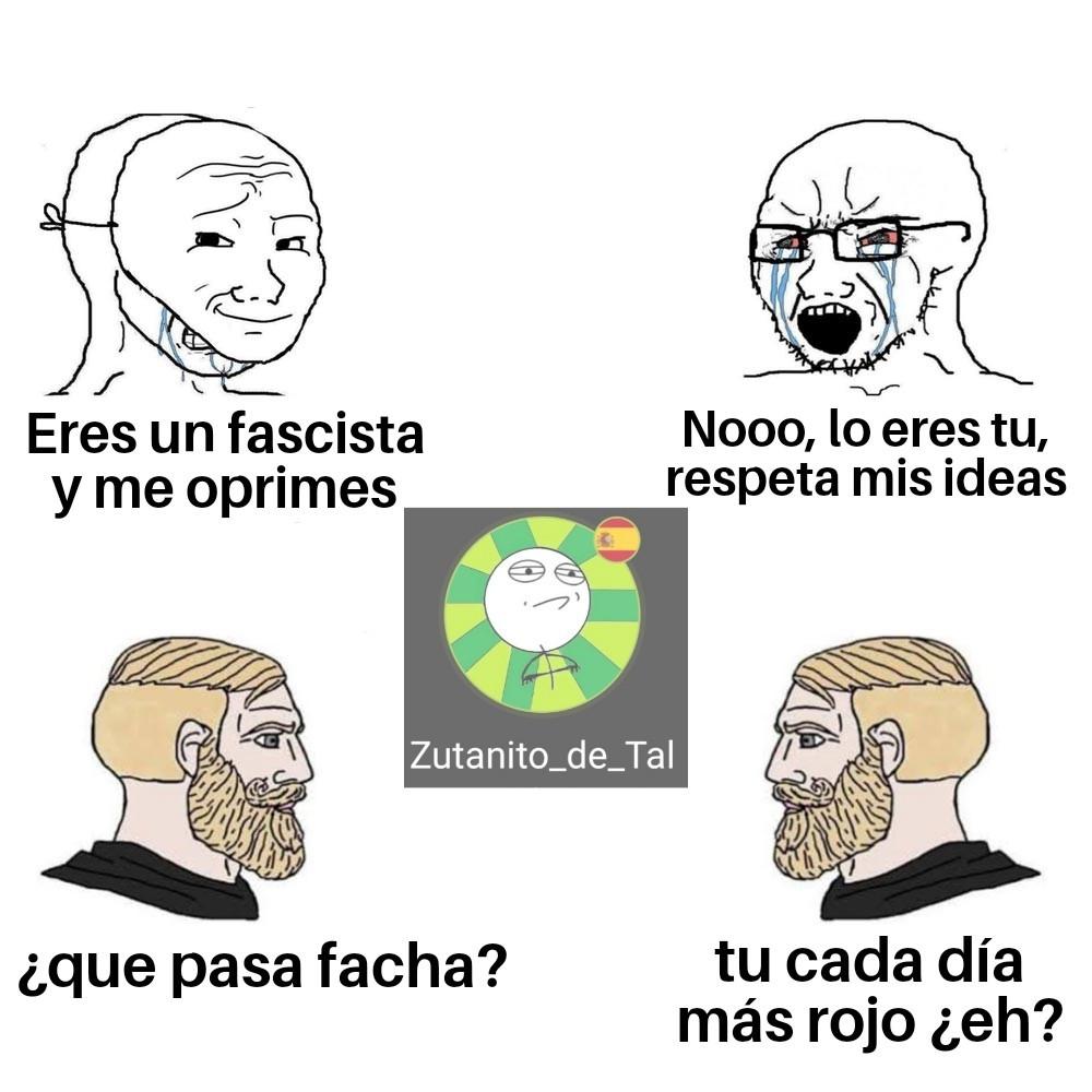 Meme de política x3