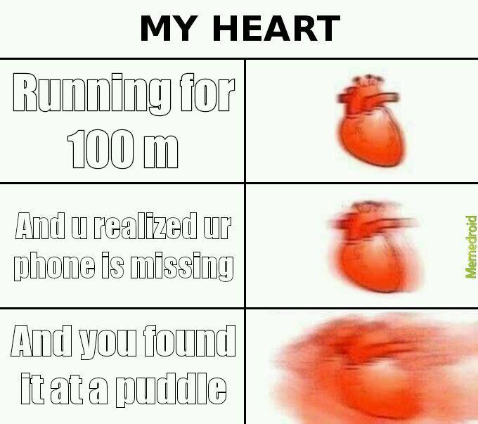 Oh my phone - meme