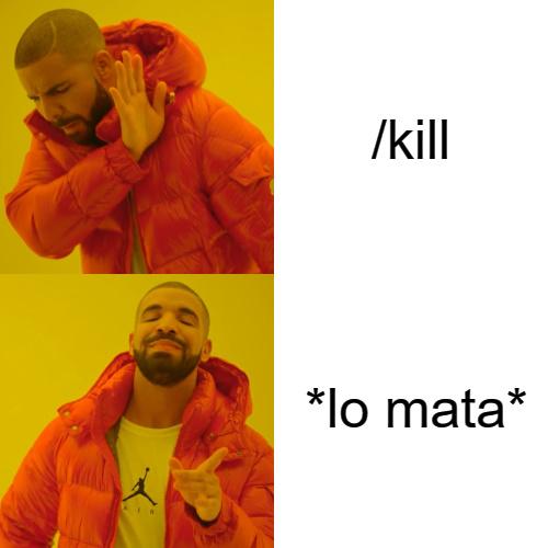 ich bin tote - meme