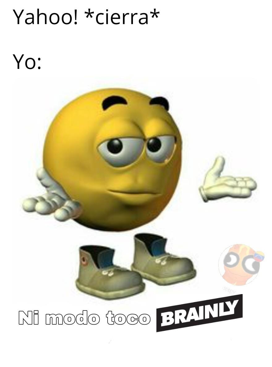 Espero que este sea el ultimo de yahoo - meme