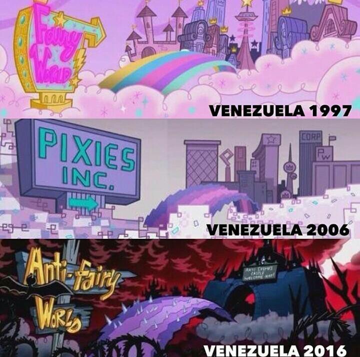 Solo en Venezuela :'v - meme