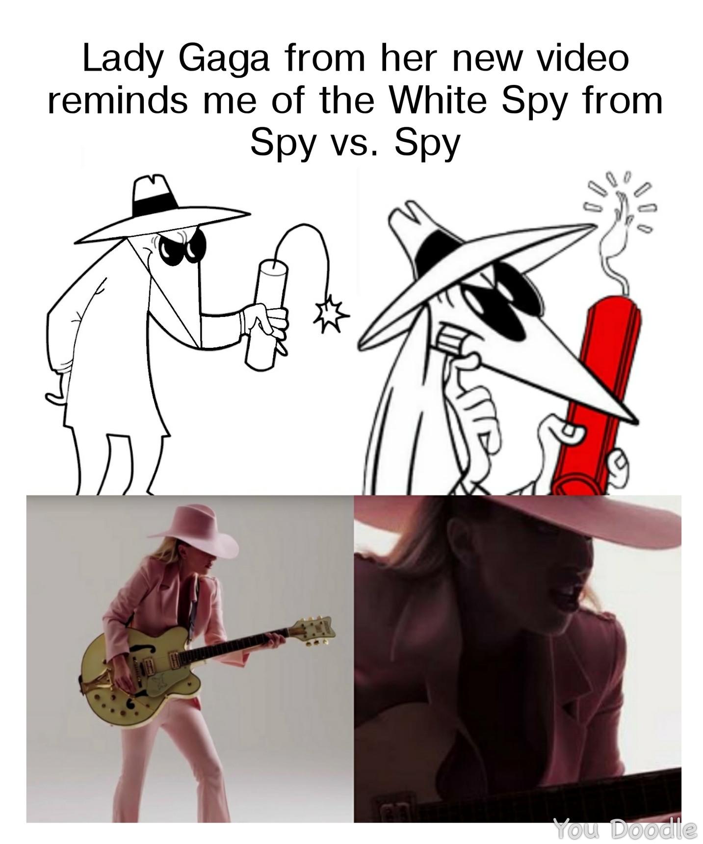 Gaga - meme