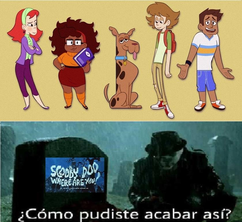 Scooby Doo - meme