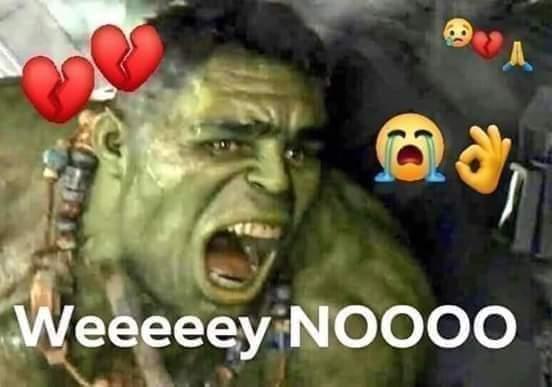 Weeeeeey nooo - meme