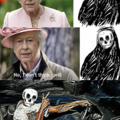 Time to go, queen Elizabeth II