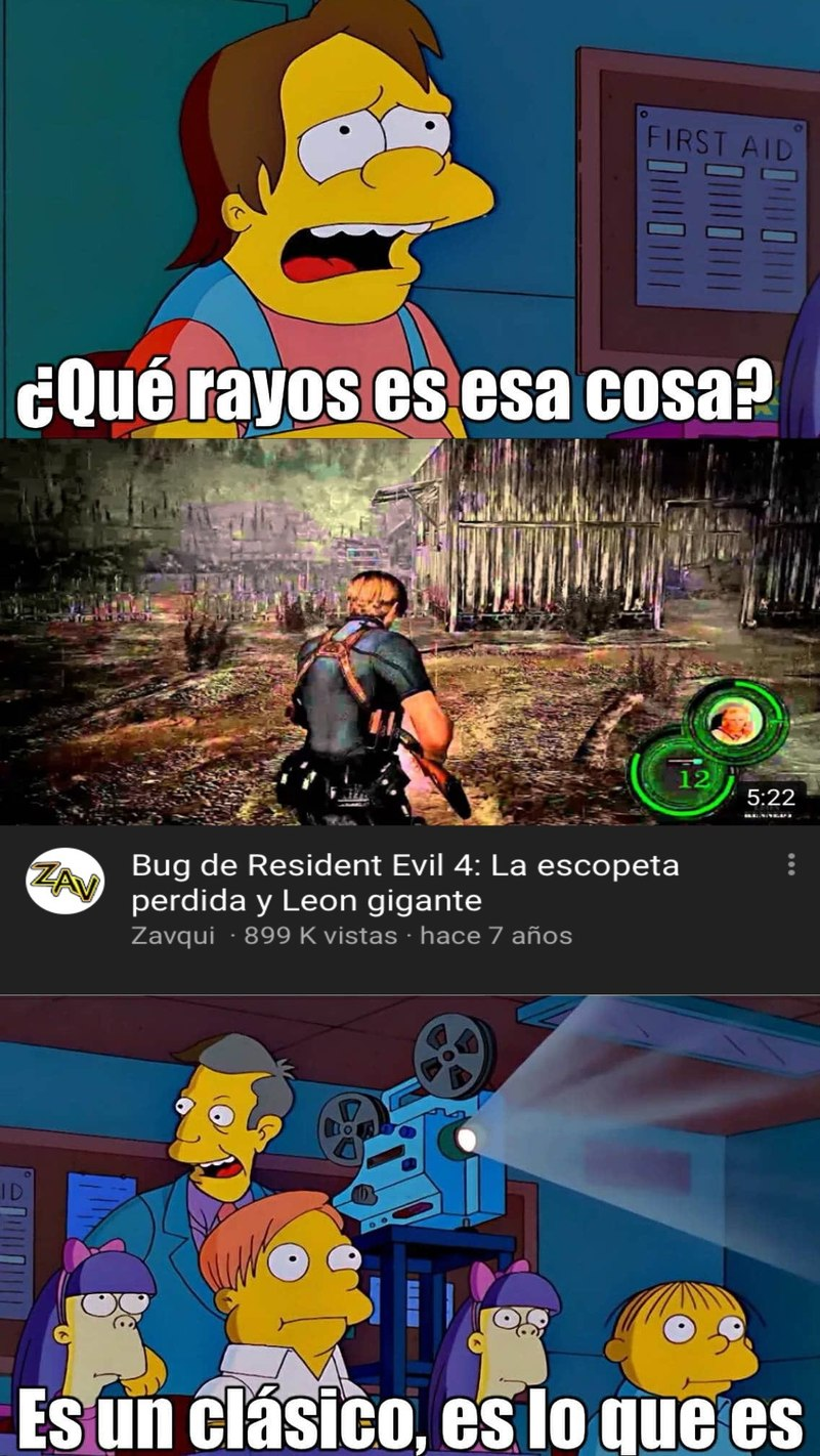 re4 es el mejor juego,change my mind - meme