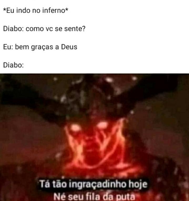Hell - meme